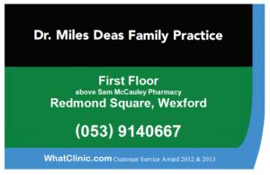 Dr, Miles Deas Family Practice