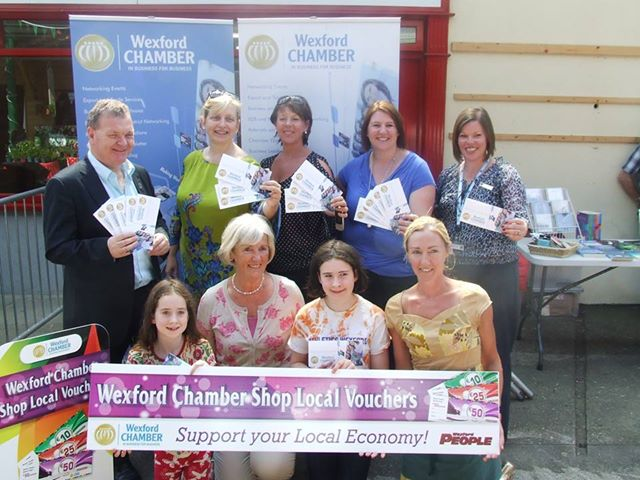 Shop Local Vouchers Launch