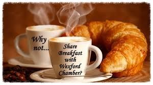 breakfast b2b wex chamber