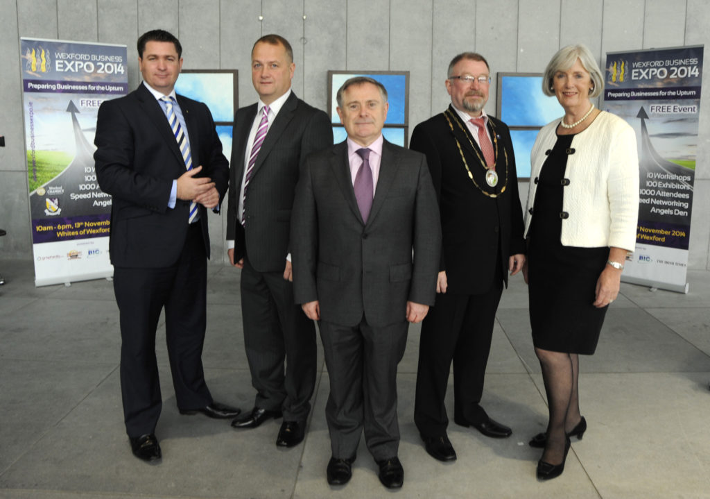 The wexford coalition led by minister brendan howlin for The wexford