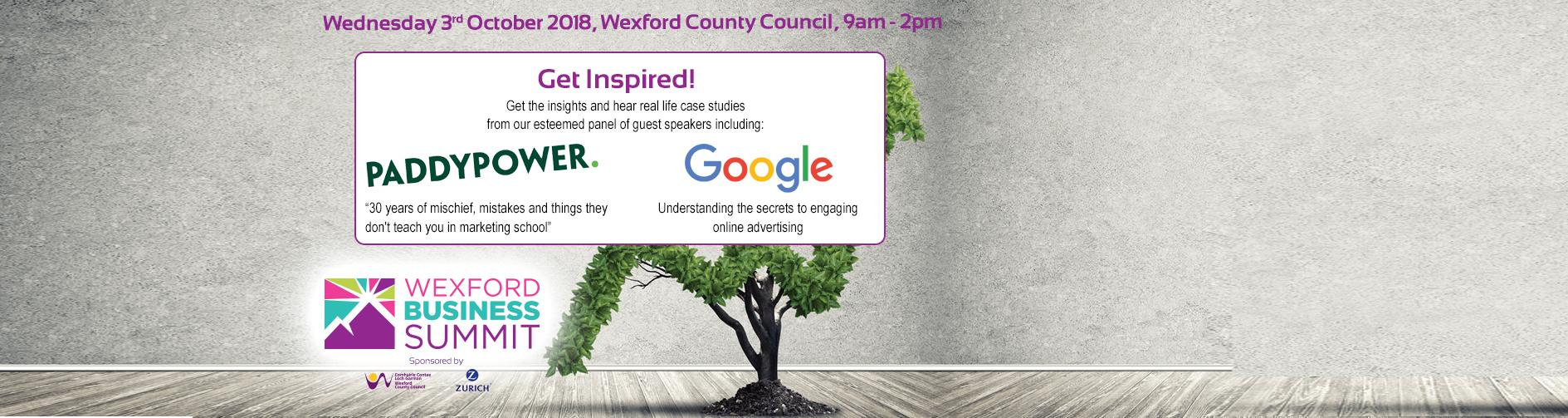 Wexford Business Summit