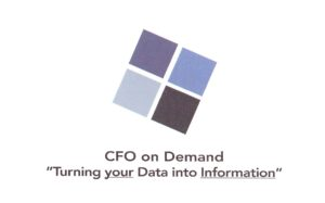 CFO on Demand – Turning your data into information