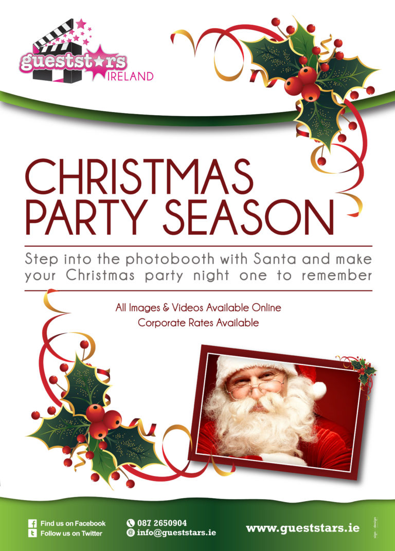 Christmas Party Time Images.Christmas Party Time With Gueststars Wexford Chamber