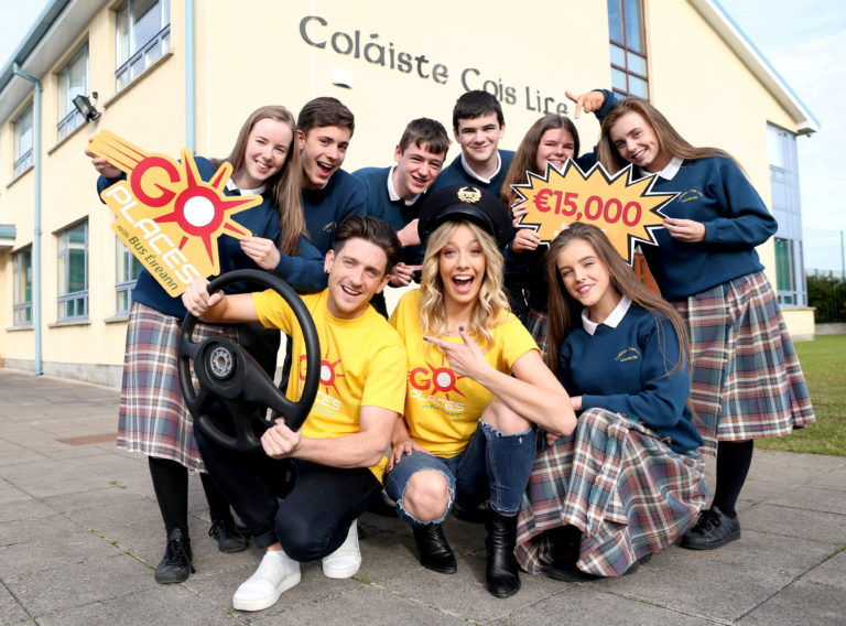 Wexford's Transition Year Students Invited to 'Go Places with Bus
