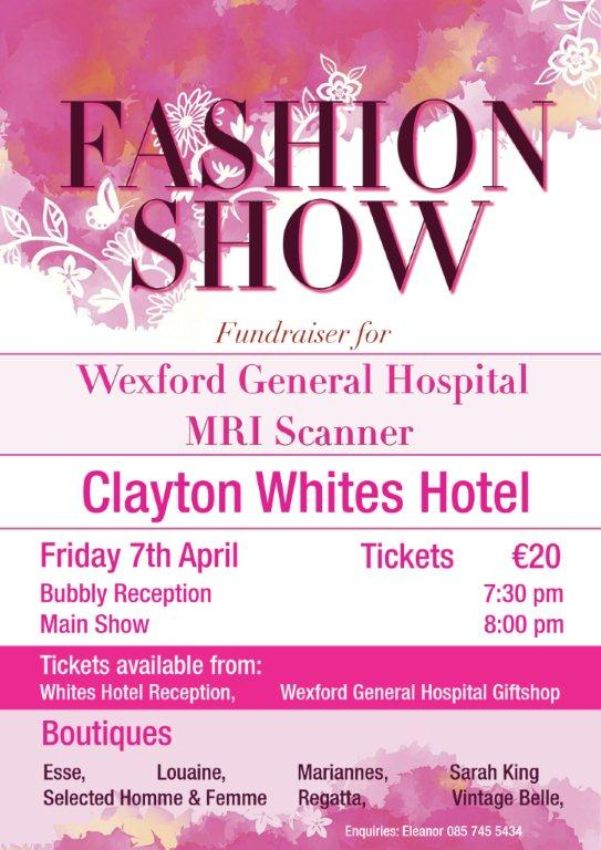 Fashion Show 07 03 2017 2 002 Wexford Chamber Of Commerce