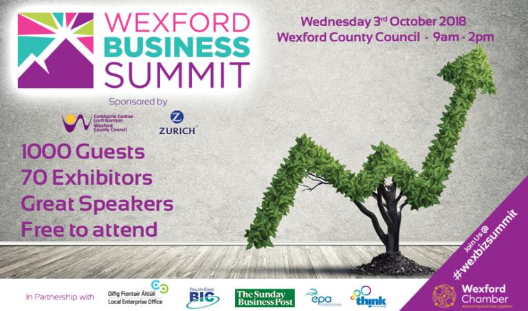 Wexford Business Summit 2018