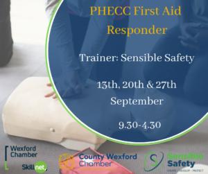 PHECC First Aid Responder