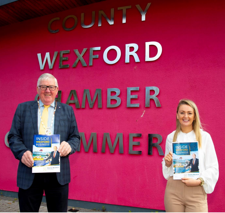 Inside Wexford Business Launch